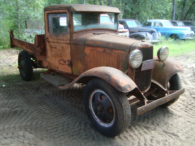 Do You Tip Tow Truck Drivers >> 1932 Ford BB Truck