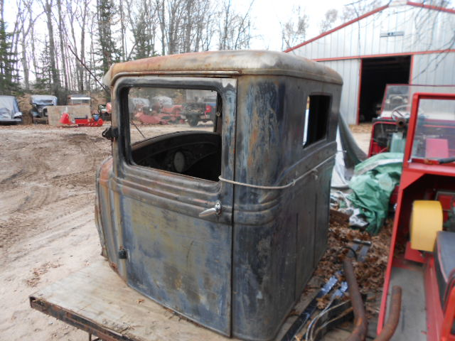 Truck cab for sale