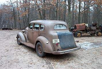 Cars And Trucks For Sale >> 1937 Packard 120 Sedan