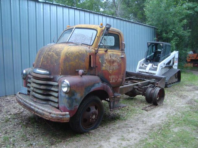 1949 Chevrolet COE