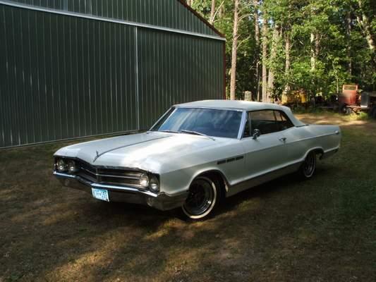 1964 Buick Lesabre Convertable