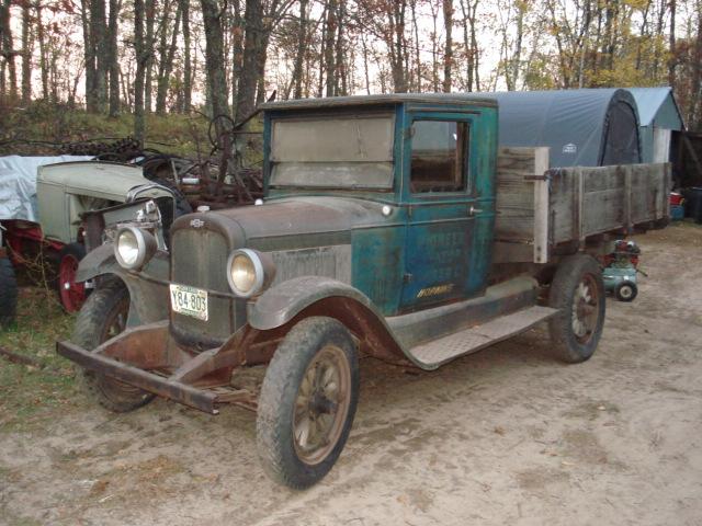 1927 Chevy Truck