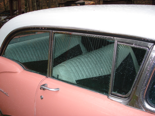 1956 Buick Special Floor Pans 1956 Buick Special Classic