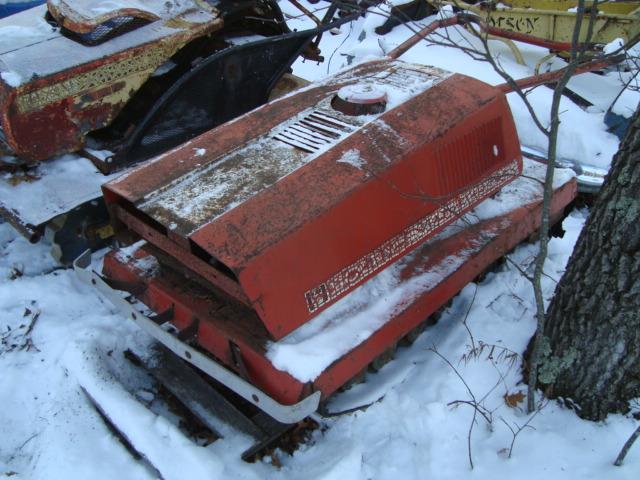 Snowmobiles For Sale >> 1968 Bolens Diablo Rouge